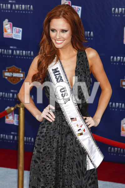 """""""Captain America: The First Avenger"""" Premiere Alyssa Campanella7-19-2011 / El Capitan Theater / Hollywood CA / Paramount Pictures / Photo by Imeh Akpanudosen - Image 24083_0017"""