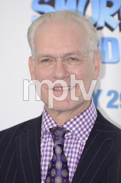 """""""The Smurfs"""" Premiere Tim Gunn7-24-2011 / Ziegfeld Theater / New York NY / Columbia Pictures / Photo by Eric Reichbaum - Image 24085_0013"""
