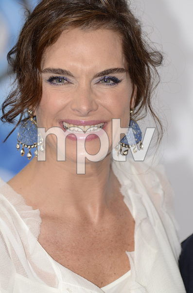 """The Smurfs"" Premiere Brooke Shields7-24-2011 / Ziegfeld Theater / New York NY / Columbia Pictures / Photo by Eric Reichbaum - Image 24085_0058"