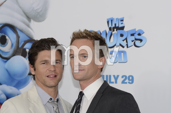 """""""The Smurfs"""" Premiere Neil Patrick Harris7-24-2011 / Ziegfeld Theater / New York NY / Columbia Pictures / Photo by Eric Reichbaum - Image 24085_0060"""