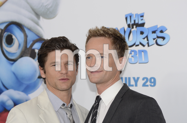 """""""The Smurfs"""" Premiere Neil Patrick Harris7-24-2011 / Ziegfeld Theater / New York NY / Columbia Pictures / Photo by Eric Reichbaum - Image 24085_0061"""