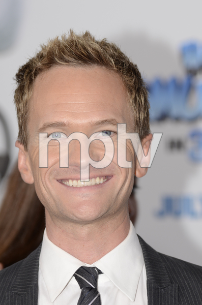 """""""The Smurfs"""" Premiere Neil Patrick Harris7-24-2011 / Ziegfeld Theater / New York NY / Columbia Pictures / Photo by Eric Reichbaum - Image 24085_0067"""