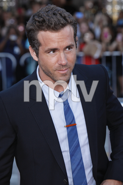 """The Change-Up"" Premiere Ryan Reynolds8-1-2011 / Village Theater / Westwood CA / Universal Pictures / Photo by Imeh Akpanudosen - Image 24087_0099"