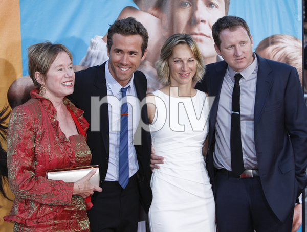 """""""The Change-Up"""" Premiere Tammy Reynolds, Ryan Reynolds8-1-2011 / Village Theater / Westwood CA / Universal Pictures / Photo by Imeh Akpanudosen - Image 24087_0103"""