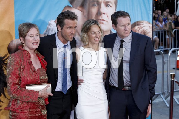 """""""The Change-Up"""" Premiere Tammy Reynolds, Ryan Reynolds8-1-2011 / Village Theater / Westwood CA / Universal Pictures / Photo by Imeh Akpanudosen - Image 24087_0104"""