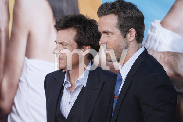 """The Change-Up"" Premiere Jason Bateman, Ryan Reynolds8-1-2011 / Village Theater / Westwood CA / Universal Pictures / Photo by Imeh Akpanudosen - Image 24087_0107"