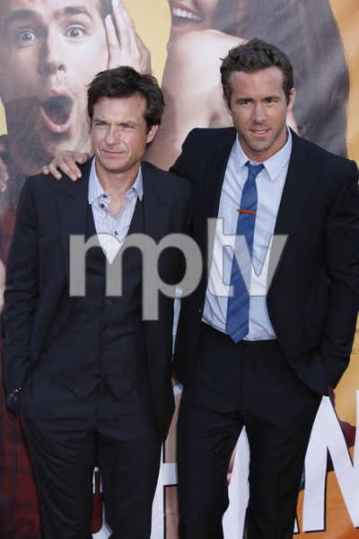 """The Change-Up"" Premiere Jason Bateman, Ryan Reynolds8-1-2011 / Village Theater / Westwood CA / Universal Pictures / Photo by Imeh Akpanudosen - Image 24087_0108"