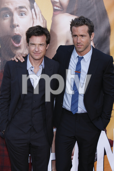 """The Change-Up"" Premiere Jason Bateman, Ryan Reynolds8-1-2011 / Village Theater / Westwood CA / Universal Pictures / Photo by Imeh Akpanudosen - Image 24087_0109"