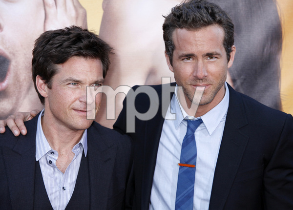 """The Change-Up"" Premiere Jason Bateman, Ryan Reynolds8-1-2011 / Village Theater / Westwood CA / Universal Pictures / Photo by Imeh Akpanudosen - Image 24087_0112"