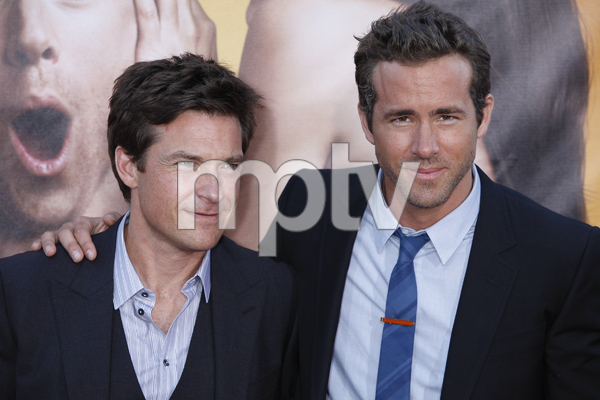 """The Change-Up"" Premiere Jason Bateman, Ryan Reynolds8-1-2011 / Village Theater / Westwood CA / Universal Pictures / Photo by Imeh Akpanudosen - Image 24087_0113"