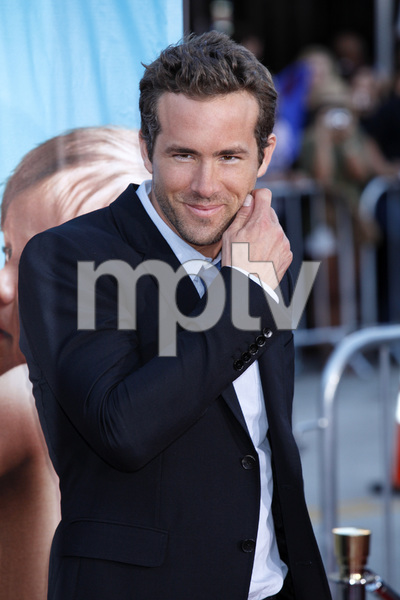 """The Change-Up"" Premiere Ryan Reynolds8-1-2011 / Village Theater / Westwood CA / Universal Pictures / Photo by Imeh Akpanudosen - Image 24087_0115"