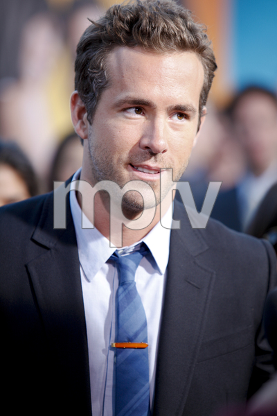 """The Change-Up"" Premiere Ryan Reynolds8-1-2011 / Village Theater / Westwood CA / Universal Pictures / Photo by Imeh Akpanudosen - Image 24087_0147"