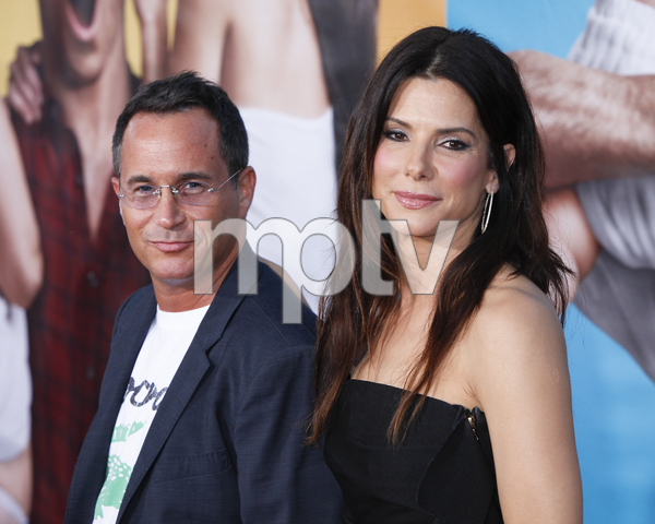 """The Change-Up"" Premiere Jonathon Komack Martin, Sandra Bullock8-1-2011 / Village Theater / Westwood CA / Universal Pictures / Photo by Imeh Akpanudosen - Image 24087_0149"