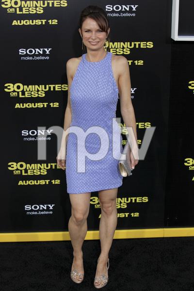 """30 Minutes or Less"" Premiere Mary Lynn Rajskub8-8-2011 / Grauman"