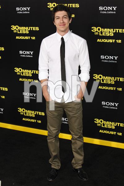 """30 Minutes or Less"" Premiere Jared Kusnitz8-8-2011 / Grauman"