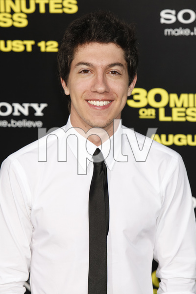 """30 Minutes or Less"" Premiere Jared Kusnitz8-8-2011 / Grauman"