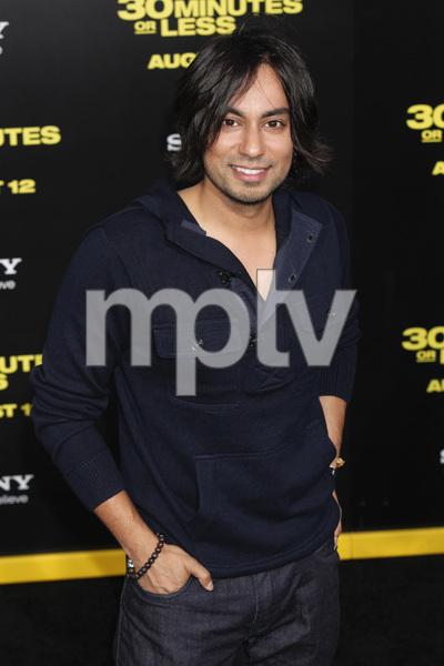 """30 Minutes or Less"" Premiere Vik Sahay8-8-2011 / Grauman"