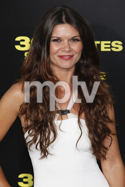"""30 Minutes or Less"" Premiere Danielle Vasinova8-8-2011 / Grauman"