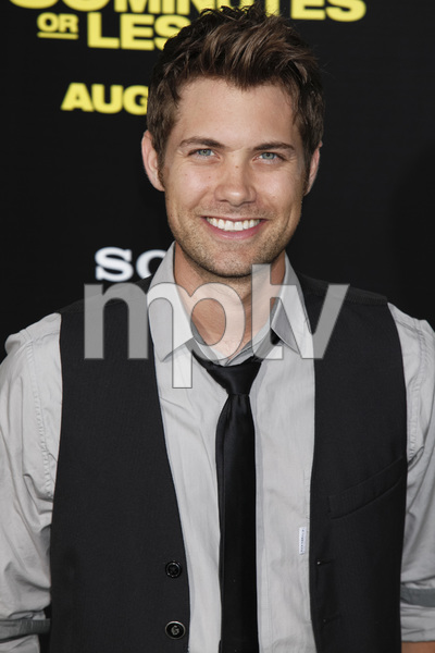 """30 Minutes or Less"" Premiere Drew Seely8-8-2011 / Grauman"