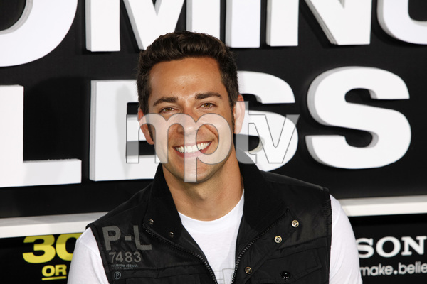 """30 Minutes or Less"" Premiere Zachary Levi8-8-2011 / Grauman"