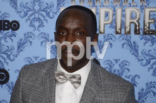 """Boardwalk Empire"" Premiere Michael Kenneth Williams9-14-2011 / Ziegfeld Theater / New York NY / HBO / Photo by Eric Reichbaum - Image 24095_0007"
