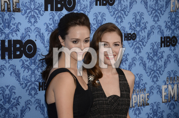 """Boardwalk Empire"" Premiere Heather Lind, Kelly Macdonald9-14-2011 / Ziegfeld Theater / New York NY / HBO / Photo by Eric Reichbaum - Image 24095_0045"