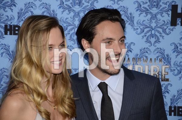 """Boardwalk Empire"" Premiere Shannan Click, Jack Huston9-14-2011 / Ziegfeld Theater / New York NY / HBO / Photo by Eric Reichbaum - Image 24095_0062"