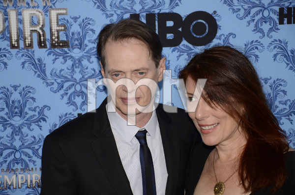 """Boardwalk Empire"" Premiere Jo Andres, Steve Buscemi9-14-2011 / Ziegfeld Theater / New York NY / HBO / Photo by Eric Reichbaum - Image 24095_0067"