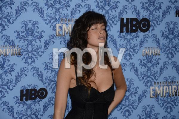 """Boardwalk Empire"" Premiere Paz de la Huerta9-14-2011 / Ziegfeld Theater / New York NY / HBO / Photo by Eric Reichbaum - Image 24095_0084"