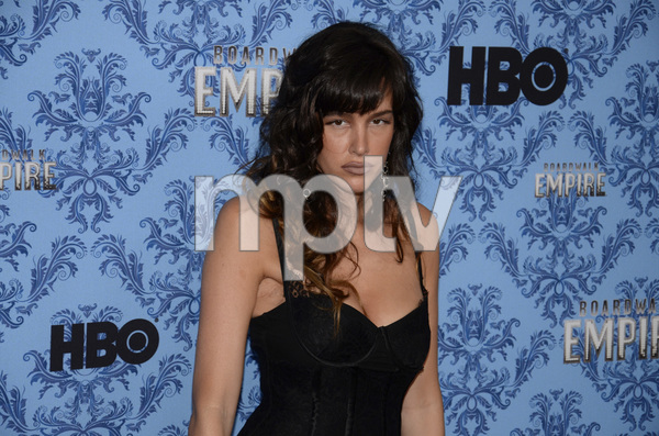 """Boardwalk Empire"" Premiere Paz de la Huerta9-14-2011 / Ziegfeld Theater / New York NY / HBO / Photo by Eric Reichbaum - Image 24095_0085"