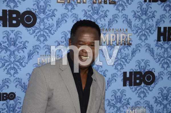 """Boardwalk Empire"" Premiere Isiah Whitlock Jr.9-14-2011 / Ziegfeld Theater / New York NY / HBO / Photo by Eric Reichbaum - Image 24095_0106"