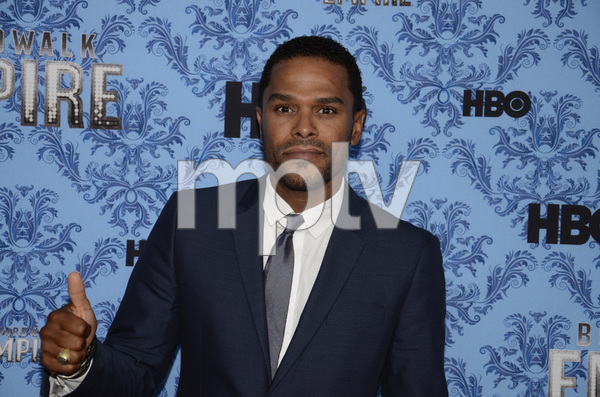 """Boardwalk Empire"" Premiere Maxwell Rivera9-14-2011 / Ziegfeld Theater / New York NY / HBO / Photo by Eric Reichbaum - Image 24095_0108"