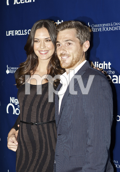 """""""8th Annual Nigh by the Ocean Gala"""" Odette Annable, Dave Annable9-15-2011 / Ritz-Carlton / Marina Del Rey / Life Rolls On Foundation / Photo by Kristin Kirgan - Image 24115_0011"""