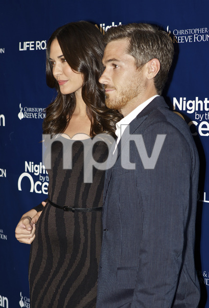 """""""8th Annual Nigh by the Ocean Gala"""" Odette Annable, Dave Annable9-15-2011 / Ritz-Carlton / Marina Del Rey / Life Rolls On Foundation / Photo by Kristin Kirgan - Image 24115_0012"""