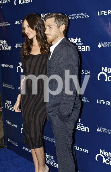 """""""8th Annual Nigh by the Ocean Gala"""" Odette Annable, Dave Annable9-15-2011 / Ritz-Carlton / Marina Del Rey / Life Rolls On Foundation / Photo by Kristin Kirgan - Image 24115_0013"""