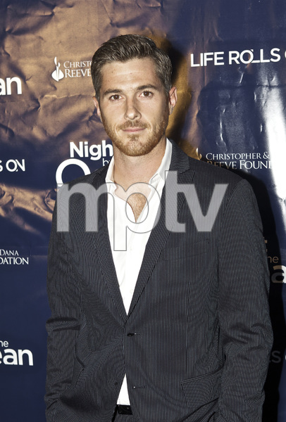 """8th Annual Nigh by the Ocean Gala"" Dave Annable9-15-2011 / Ritz-Carlton / Marina Del Rey / Life Rolls On Foundation / Photo by Kristin Kirgan - Image 24115_0014"