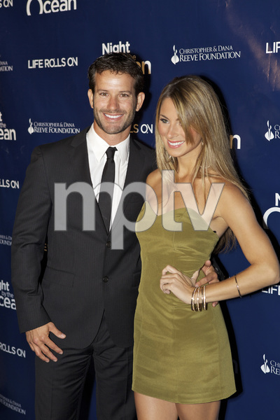 """8th Annual Nigh by the Ocean Gala"" Kiptyn Locke, Tenley Molzahn9-15-2011 / Ritz-Carlton / Marina Del Rey / Life Rolls On Foundation / Photo by Kristin Kirgan - Image 24115_0074"