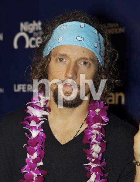"""8th Annual Nigh by the Ocean Gala"" Jason Mraz9-15-2011 / Ritz-Carlton / Marina Del Rey / Life Rolls On Foundation / Photo by Kristin Kirgan - Image 24115_0090"