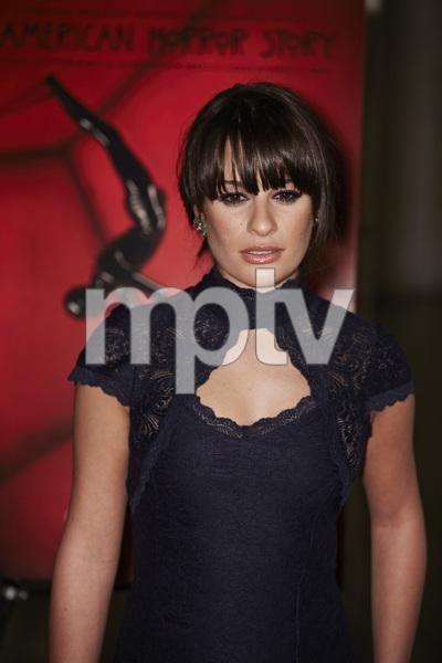 """American Horror Story"" PremiereLea Michele 9-3-2011 / Cinerama Dome / Hollywood CA / FX / Photo by Benny Haddad - Image 24116_0068"