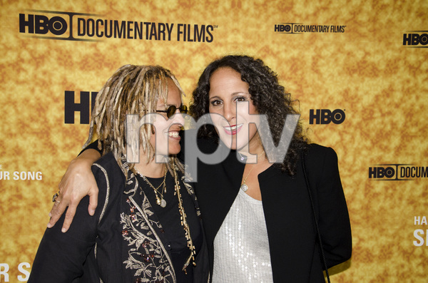 """""""Sing Your Song"""" Premiere Shari Belafonte and Gina Belafonte10-6-2011 / Apollo Theater / New York NY / HBO / Photo by Eric Reichbaum - Image 24117_0069"""