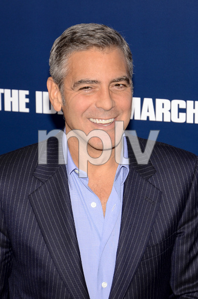"""The Ides of March"" Premiere George Clooney10-5-2011 / Ziegfeld Theater / New York NY / Sony Pictures / Photo by Eric Reichbaum - Image 24118_0011"