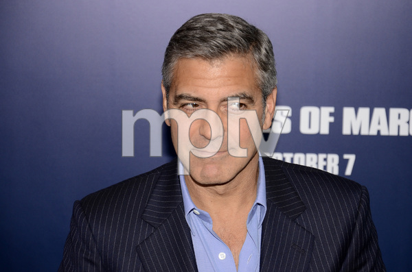 """The Ides of March"" Premiere George Clooney10-5-2011 / Ziegfeld Theater / New York NY / Sony Pictures / Photo by Eric Reichbaum - Image 24118_0013"