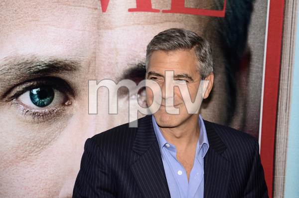 """The Ides of March"" Premiere George Clooney10-5-2011 / Ziegfeld Theater / New York NY / Sony Pictures / Photo by Eric Reichbaum - Image 24118_0015"
