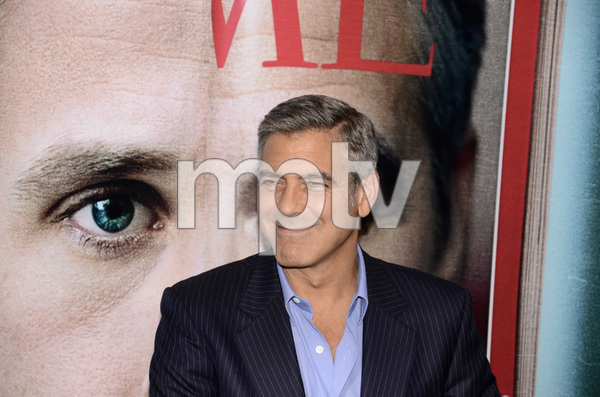 """The Ides of March"" Premiere George Clooney10-5-2011 / Ziegfeld Theater / New York NY / Sony Pictures / Photo by Eric Reichbaum - Image 24118_0016"