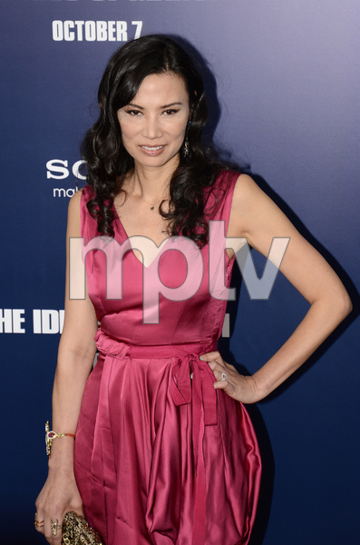 """""""The Ides of March"""" Premiere Wendi Deng Murdoch10-5-2011 / Ziegfeld Theater / New York NY / Sony Pictures / Photo by Eric Reichbaum - Image 24118_0044"""
