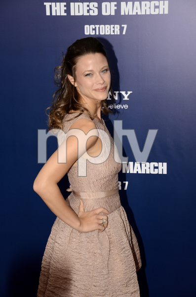 """""""The Ides of March"""" Premiere Scottie Thompson10-5-2011 / Ziegfeld Theater / New York NY / Sony Pictures / Photo by Eric Reichbaum - Image 24118_0050"""