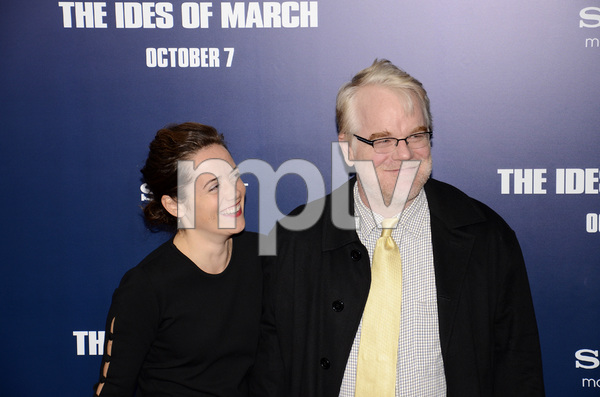 """""""The Ides of March"""" Premiere Philip Seymour Hoffman10-5-2011 / Ziegfeld Theater / New York NY / Sony Pictures / Photo by Eric Reichbaum - Image 24118_0074"""