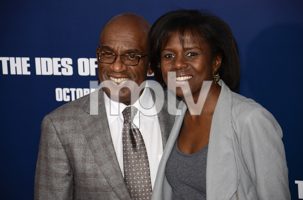 """""""The Ides of March"""" Premiere Al Roker and Deborah Roberts10-5-2011 / Ziegfeld Theater / New York NY / Sony Pictures / Photo by Eric Reichbaum - Image 24118_0118"""