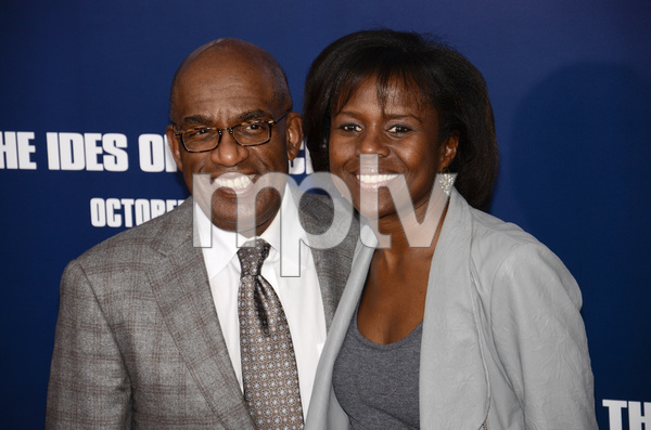 """The Ides of March"" Premiere Al Roker and Deborah Roberts10-5-2011 / Ziegfeld Theater / New York NY / Sony Pictures / Photo by Eric Reichbaum - Image 24118_0120"