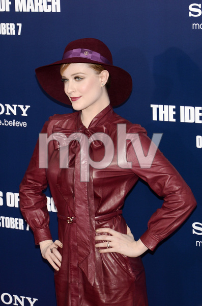 """""""The Ides of March"""" Premiere Evan Rachel Wood10-5-2011 / Ziegfeld Theater / New York NY / Sony Pictures / Photo by Eric Reichbaum - Image 24118_0124"""